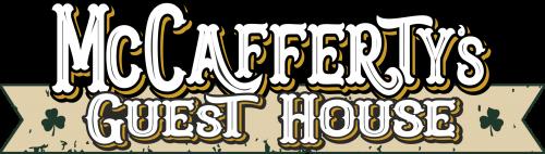 Mccaffertys Guest House Logo